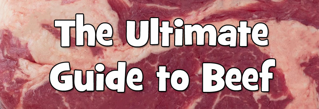 ultimate guide to beef